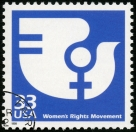 Women's Rights Stamp
